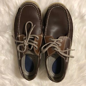 Bass Boat Shoes Leather Men's Size 9